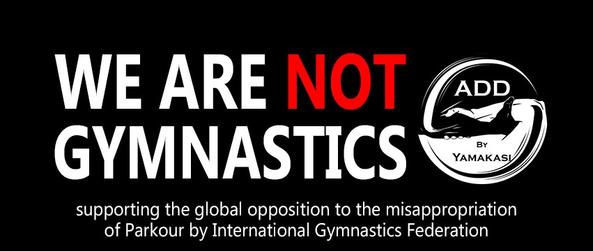 we are not gymnastics